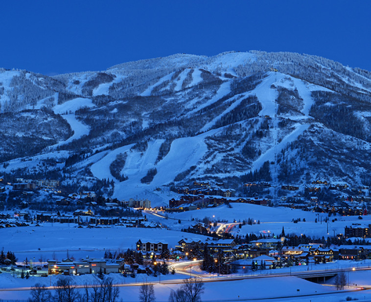 Colorado: Steamboat Springs