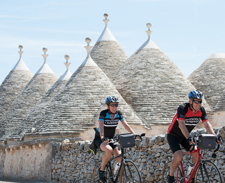 Cycling Puglia
