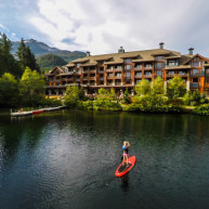 >Whistler: Nita Lake Lodge