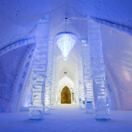 >Quebec: Ice Hotel