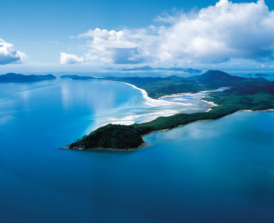 Australia: Whitsunday Islands