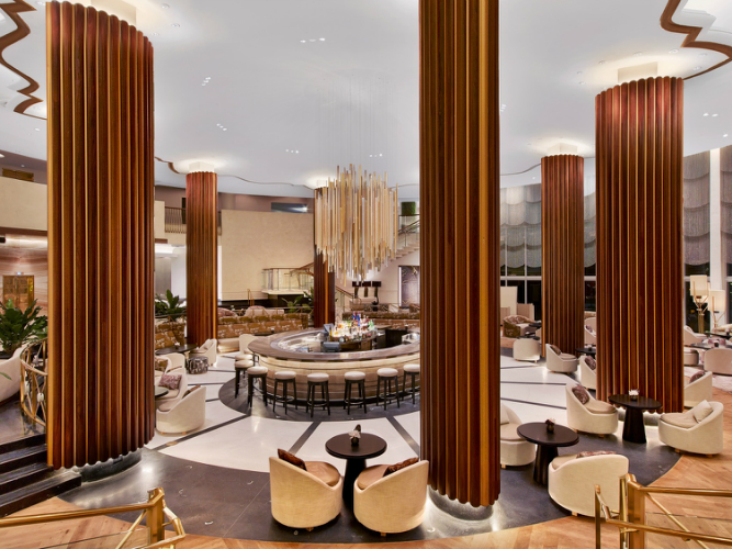Nobu Eden Roc Lobby Lounge Wide Shot-w750-h500