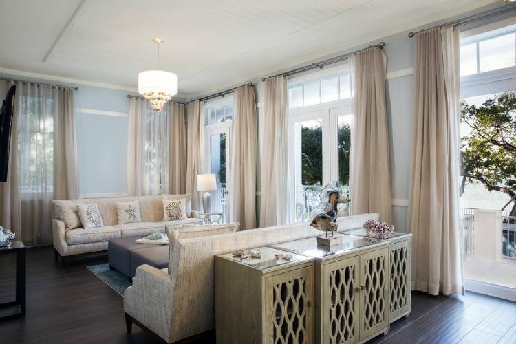 Playa Largo Resort Beach House Living Room-w750-h500