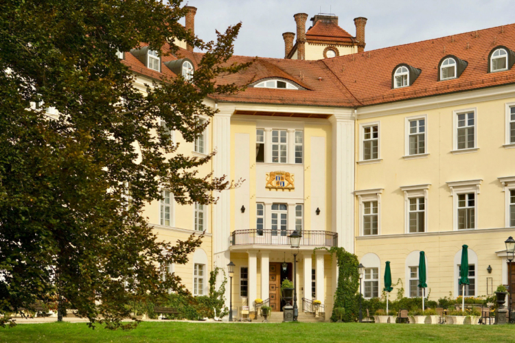 Lübbenau Castle